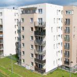 zdjęcie przedstawiające Osiedle mieszkaniowe przy ul. Sławka w Katowicach - zadanie nr 1, nr 2, nr 3A i 3B