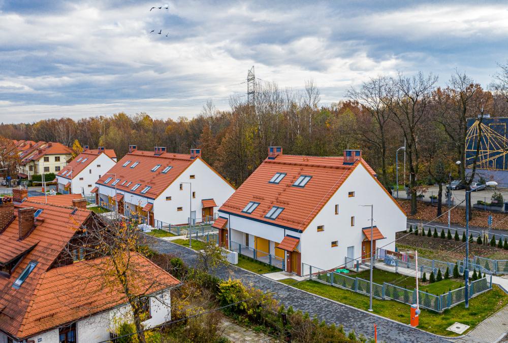 Osiedle Pod Kasztanami – Katowice Giszowiec