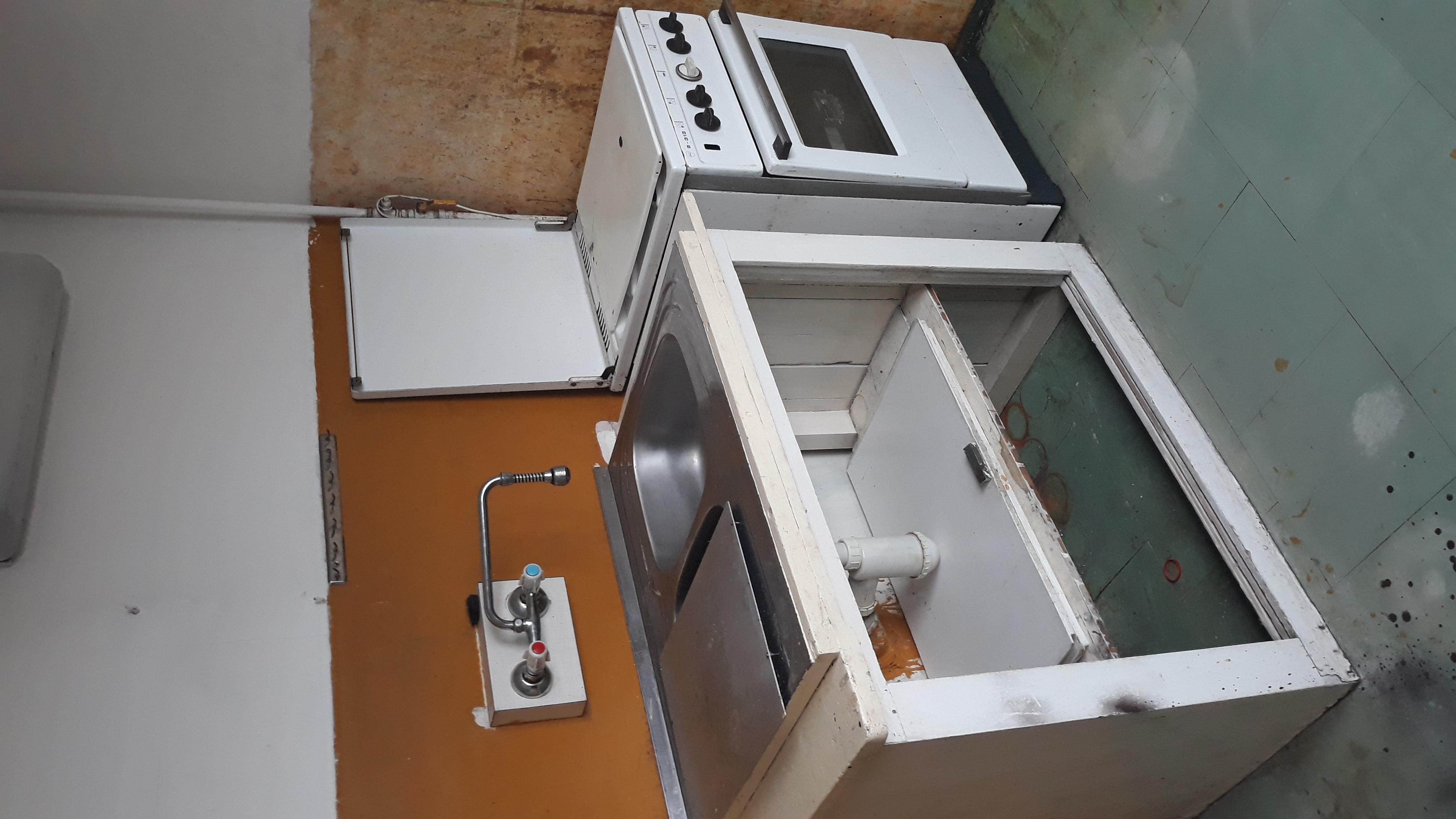 Zdjęcie przedstawiające wnętrze kuchni