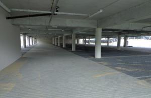 parking dwupoziomowy