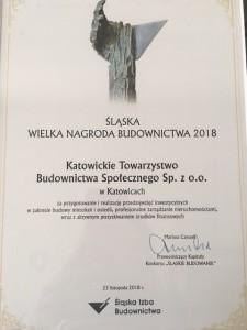 Śląska Nagroda Budownictwa